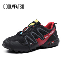 COOLVFATBO Spring Summer Breathable Light Mesh For Men Sneakers Male Shoes Lover