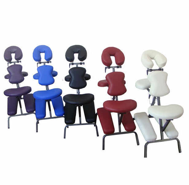 Strange Modern Portable Leather Pad Massage Chair Tattoo Spa With Free Carry Case Salon Furniture Adjustable Tattoo Massage Chair Sale Machost Co Dining Chair Design Ideas Machostcouk