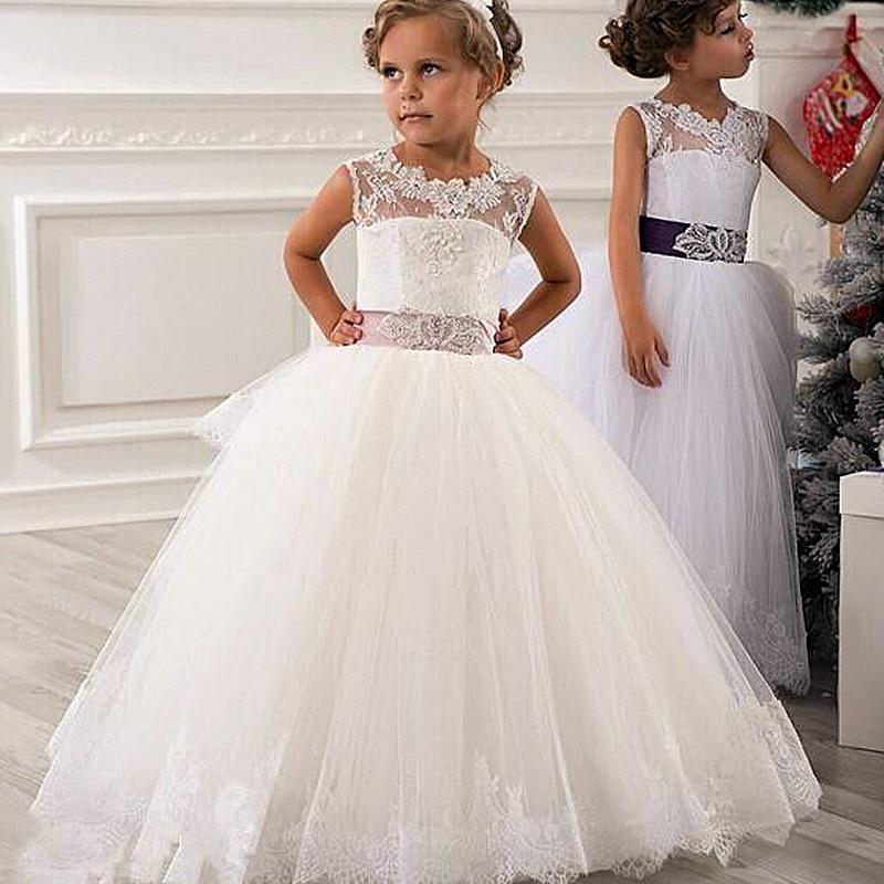 Girls   First Communion   Dresses   For   girls     Flower     Girl     Dresses   For Weddings Prom   Dresses   For Kids Children Baby Costume