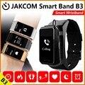 Jakcom b3 smart watch nuevo producto de pulseras como smartband hablar reloj de frecuencia cardíaca y la presión arterial v5s