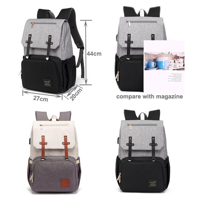 Travel Diaper Backpack