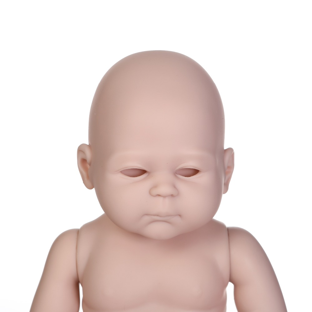 NPK カルメラリボーン人形キット DIY 塗装ブランク人形キットフルソフトビニール人形キット解剖学的に正確  グループ上の おもちゃ & ホビー からの 人形アクセサリー の中 3