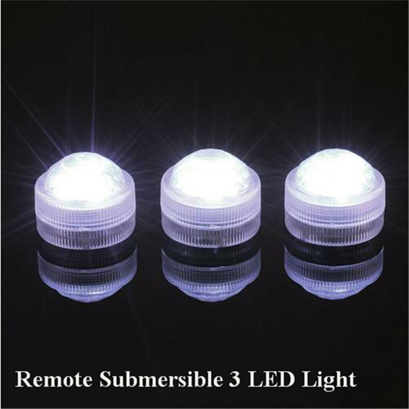 Pieces lot waterproof led party lights for lanterns