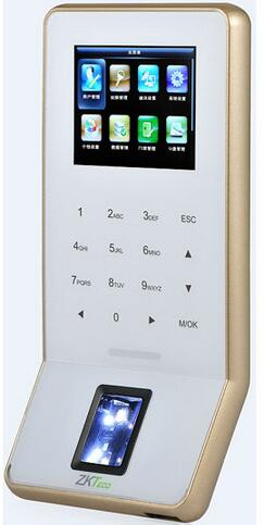 Fingerprint Sensor Connect Emergency Switch Exit Button Wi-Fi Network Color Screen With Touch Keypad Fingerprint Access ControlFingerprint Sensor Connect Emergency Switch Exit Button Wi-Fi Network Color Screen With Touch Keypad Fingerprint Access Control