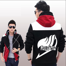 Hero Catcher New High Quality Animal Hoody FAIRY TAIL Hoodie Unisex Winter Hoodied Coat