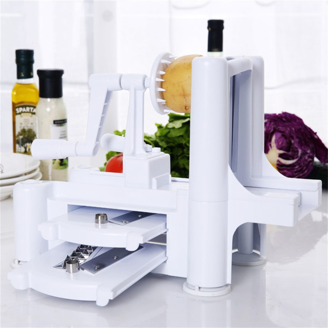 Ultimate Spiralizer™ 5-Blade Vegetable Slicer