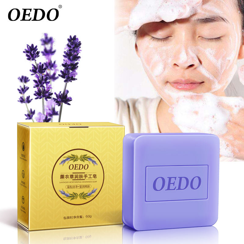 Lavender Extract Moisturizing Handmade Soap Deep Cleaning Brighten Skin tone Face Care Improve the Pores Beauty Health SoapLavender Extract Moisturizing Handmade Soap Deep Cleaning Brighten Skin tone Face Care Improve the Pores Beauty Health Soap