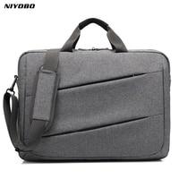 NIYOBO New Arrival Men S Messenger Bags Waterproof Oxford 17 3 Inch Business Document Laptop HandBag