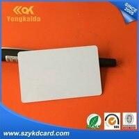 Yongkaida 13 56 mhz rfid karte I Code 2 ISO15693 lesen schreiben leere karten visitenkarte-in Zutrittskontrollkarten aus Sicherheit und Schutz bei