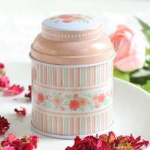 Floral Patterned Candy Storage Box