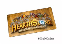 Hearthstone mouse pad 60x30cm pad to mouse mat notbook computer mousepad High-end gaming padmouse gamer to laptop mouse mats