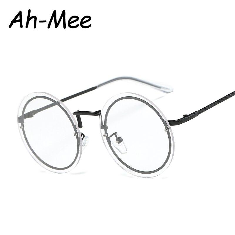 Frauen Brillen Kleine Runde Brille Rahmen Anti Blue Ray Computer ...
