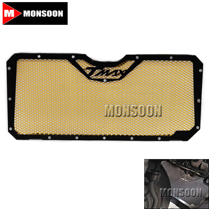 For Yamaha T-MAX530  TMAX530 TMAX 530 2012-2015 Motorcycle Accessories Radiator Grille Guard Cover Fuel Tank Protection Gold motorcycle accessories new parts transmission belt pulley protective cover blue for yamaha t max 530 tmax530 t max530 2012 2015