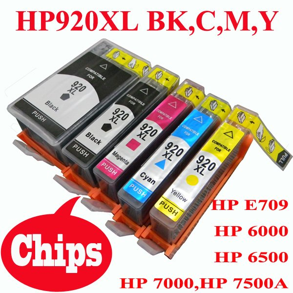 New Ink Cartridge Hp 920xl Hp920xl 920 For Hp Officejet