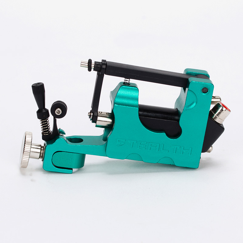 STEALTH ROTARY Aluminum Rotary Tattoo Machine Strong Consistent  Power for Shader & LinerSTEALTH ROTARY Aluminum Rotary Tattoo Machine Strong Consistent  Power for Shader & Liner
