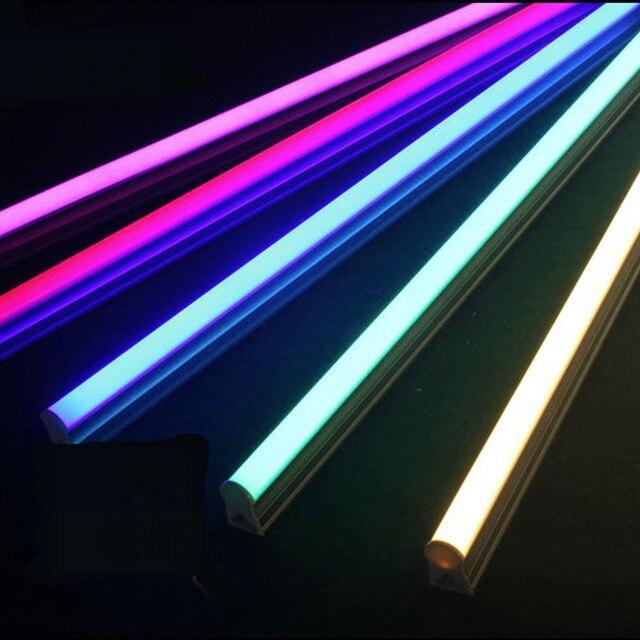 Multicolour led buis verlichting t5 tank groen rood ktv t8 zaklamp ...