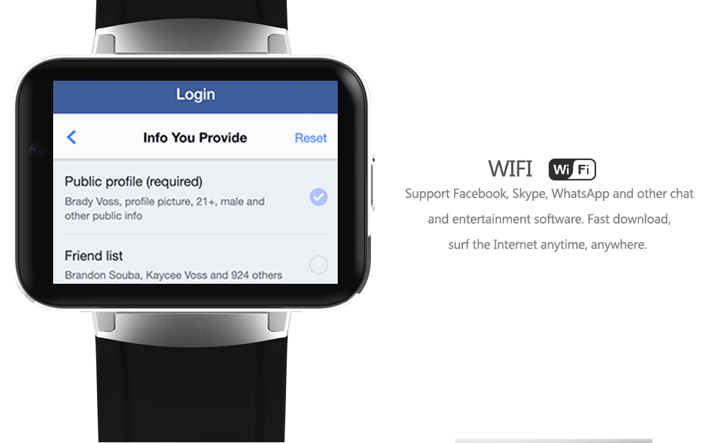 3G smart watch (10)