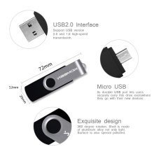 USB Flash Drive 128G pen drive Smartphone 4/8/16/32/64G storage devices