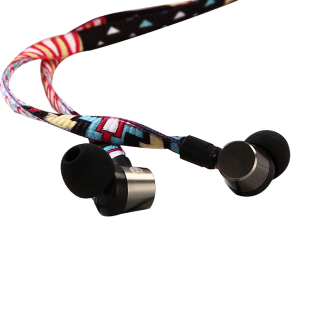 HIPERDEAL Earphones With Microphone For PC Gaming High Quality In Ear Mobile 1.2m Dynamic 3.5mm Stereo Graffit Headset S712201