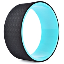 Yoga Wheel Pilates Professional ABS Yoga Circles Gym Workout Back Training Tool For Waist Shape Bodybuilding For Fitness Female