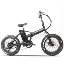 20inch electric bicycle fat tire snow bike 500w high speed motor EBIKE 48V li-ion battery 4.0 tires fold electric mountain bike mountain bike fat 48v 500w samsung lithium battery electric bicycle 10 an large capacity 27 speed 26 x 4 0 electric snow bike