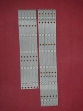 12 Stuks Led Backlight Strip Voor Sharp LC 50LB370U 50LB371U 50LB261U 50PFH6550 500TT65 500TT66 LC 50LB261U 500TT61 500TT62 500TT63