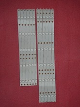 12pcs LED Backlight strip For Sharp LC 50LB370U 50LB371U 50LB261U 50PFH6550 500TT65 500TT66 LC 50LB261U 500TT61 500TT62 500TT63