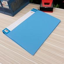 Пластиковая папка с двумя отверстиями для рабочего стола, рычаг для хранения, арка, канцелярские принадлежности для офиса и школы