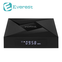 VORKE Z5 Smart Tv Box Android 7 1 2 2GB 16GB KODI 17 4 Amlogic S905W