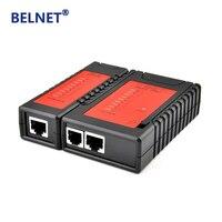 Профессиональный тестер кабеля Ethernet RJ45 RJ11 RJ12 CAT5 CAT6 тестер кабеля локальной сети инструменты проверки для сетевого кабеля UTP/STP