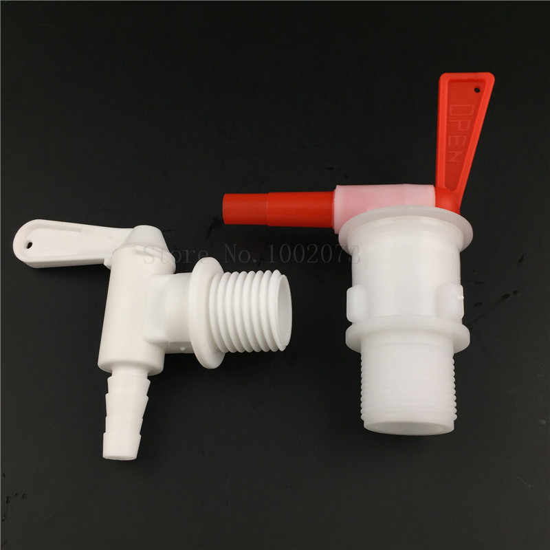 for Thin Wall Fermenter Spigot with Backnut