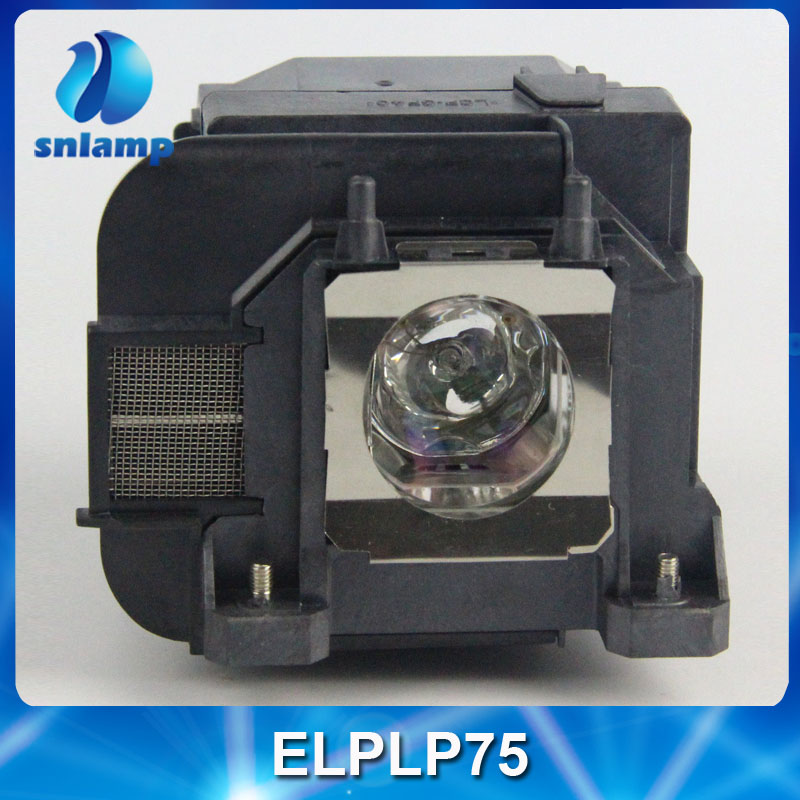 Home Audio & Video Consumer Electronics V13h010l75 Compatible Projector Lamp For Powerlite 1940w 1945w Eb-c760x Eb-754xn Eb-750x Eb-1945w With Housing Grand