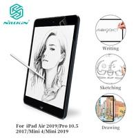 NILLKIN Paper like Screen Protector for iPad Mini 2019 For iPad Mini 4 For iPad Air 2019 10.5 Matte Paper Texture sketch Film