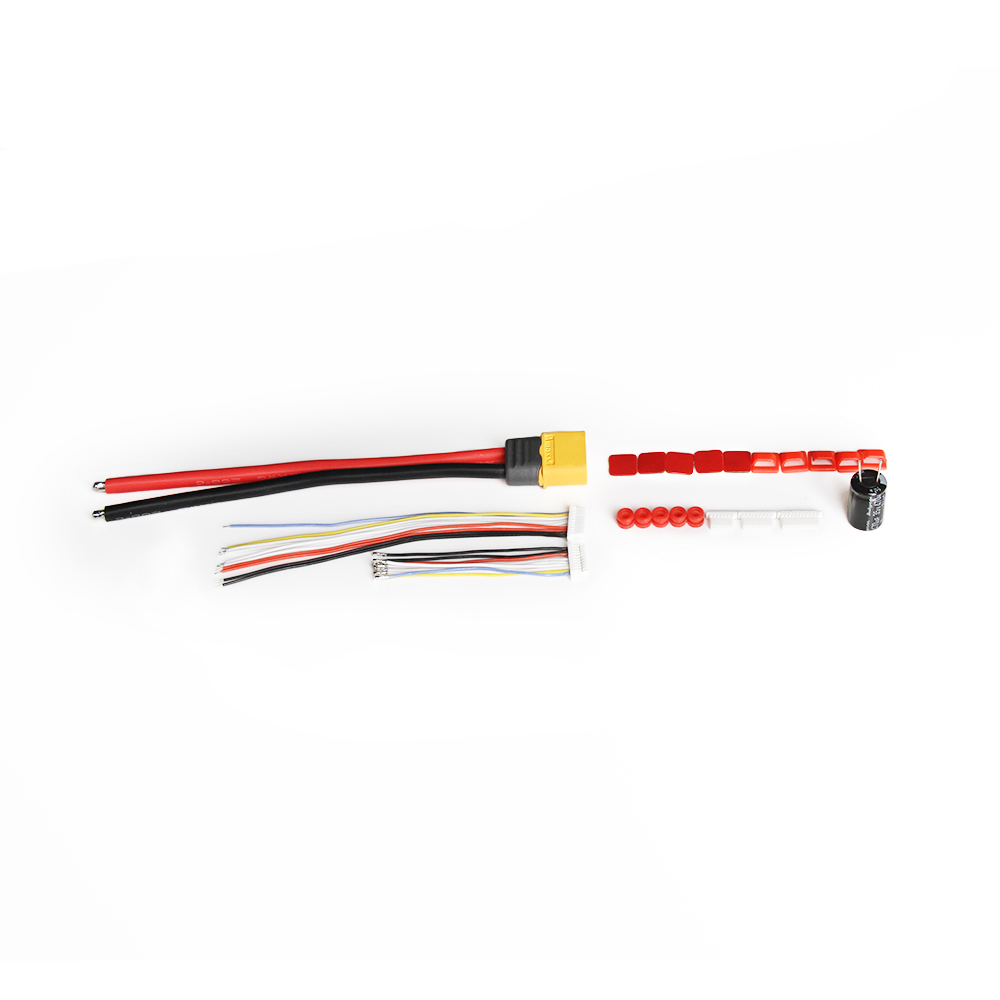 T MOTOR F55A PRO II 4IN1 32bits ESC with LED for DIY racing Drone Traversing FPV RC 5V@ 2A - 2