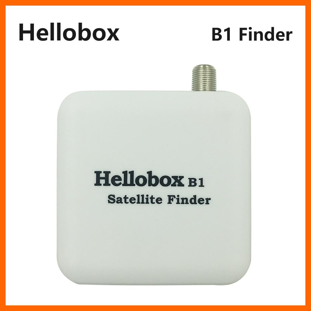 Hellobox Smart S2 Satellite Finder Satellite Receiver TV
