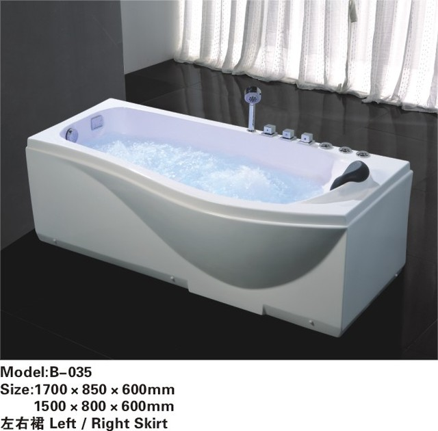 Badezimmer badewanne/einfache badewanne/bad billig badewanne in ...