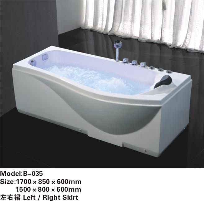 bathroom tub/ simple bathtub/ bathroom cheap bath tub on Aliexpress ...