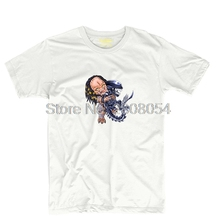 Alien and predator youngsters Unisex High quality Tops Tee Comfortable T shirt