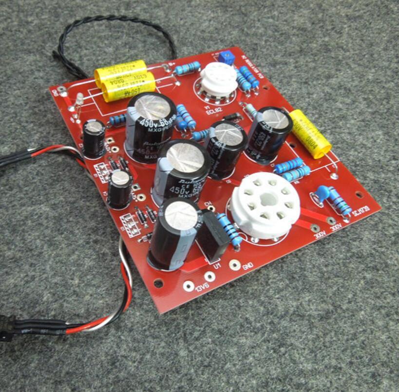 Carte amplificateur AudioNote L2 tube électronique alimentation réglable à niveau biliaire pour amplificateur hifi G4 001-in Amplificateur from Electronique    2