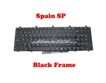 Laptop Keyboard for MSI GT70 0NC 0ND 0NE 0NG 0NH 2OC 2OD 2OK 2OL 2PC 2PE NE Nordic SP Spanish RU Russian SW Swiss TR Turkish