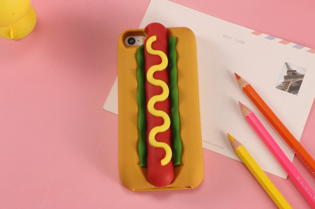 coque iphone 6 hot dog