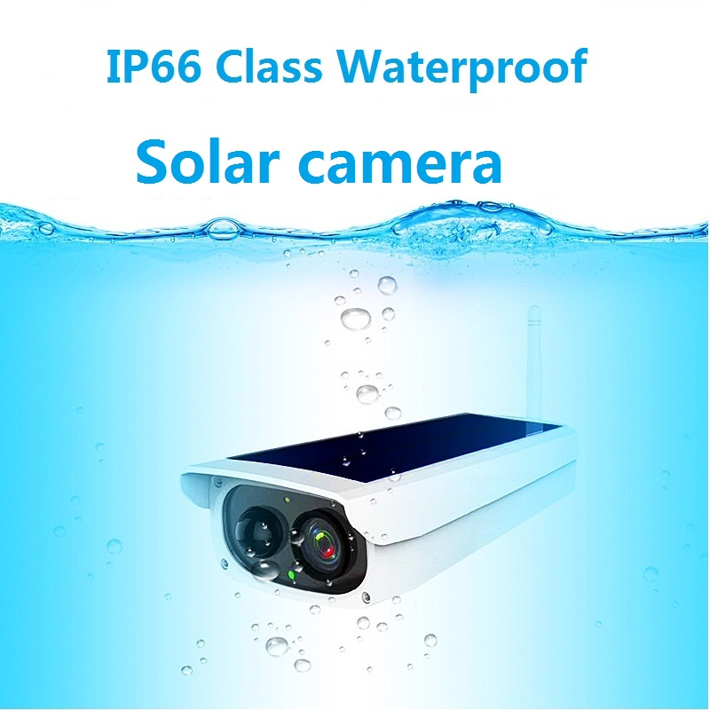 Solar Cell Camera 1080p High Definition Wireless Network Outdoor Mobile Telephone Night Vision Monitor No Complex Wiring No PlugSolar Cell Camera 1080p High Definition Wireless Network Outdoor Mobile Telephone Night Vision Monitor No Complex Wiring No Plug