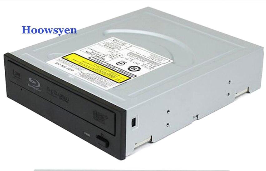 Blu ray burner lightscribe for Pioneer BDR-206/S06 12X 3D Blu-ray BD-RW supports 128G DVD RW Writer for PC Desktop SATA Drive blu ray