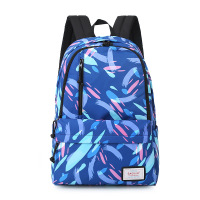 ZHIERNA Girl's Backpacks Cute Pattern Girl's Shoulder Bags Nylon Pack Waterproof Package Strong And Durable Bags Lovely pack