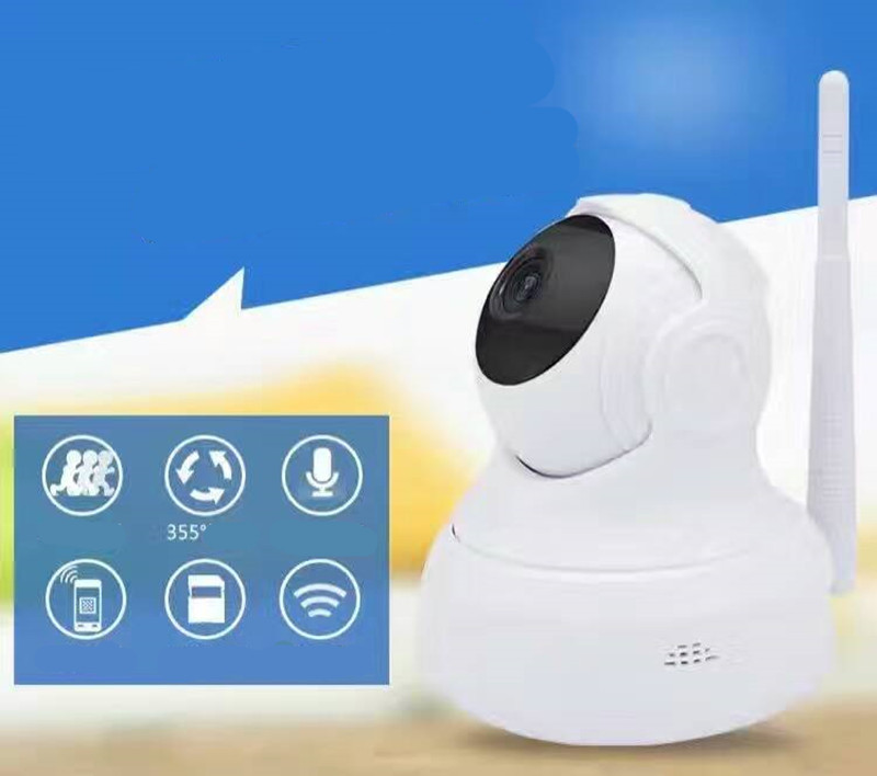 720P WiFi Wireless IP Security Camera Pan Tilt Camera Night View Motion Detection howell wireless security hd 960p wifi ip camera p2p pan tilt motion detection video baby monitor 2 way audio and ir night vision
