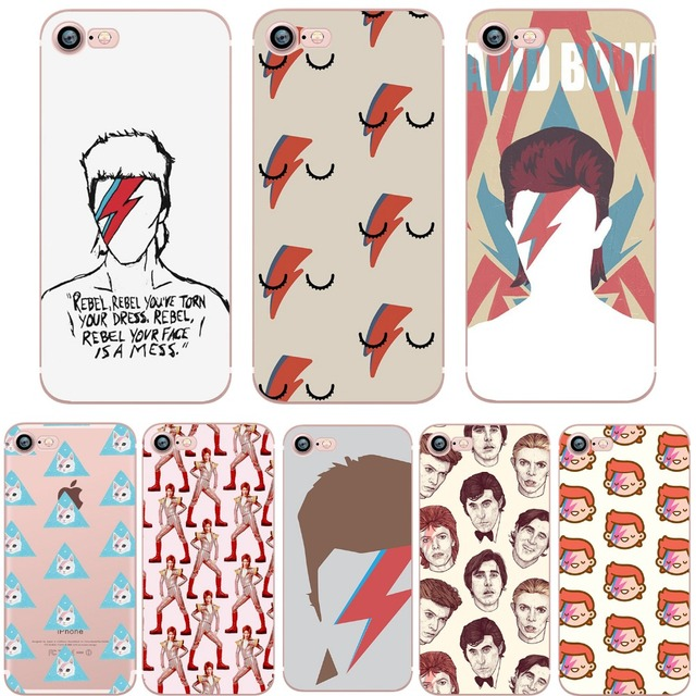 coque iphone 6 bowie