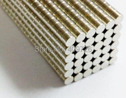 200 шт. Dia смешанных цветов, размером 4X4 мм N35 неодимовый магнит мини-диск сильные круглые оптом D4x4 магнит