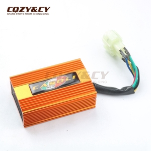Image 3 - 6PIN Racing DC CDI for GY6 125 150 CF250 Automatic Advancing Scooter Motorcycle ATV Replacement Part