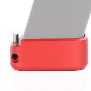 Image 2 - Emersongear Almofada de Base Para Glock IPSC Competição 17 19 23 Glock Tático Glock Coldre Glock Pad Adater para o Tamanho Padrão