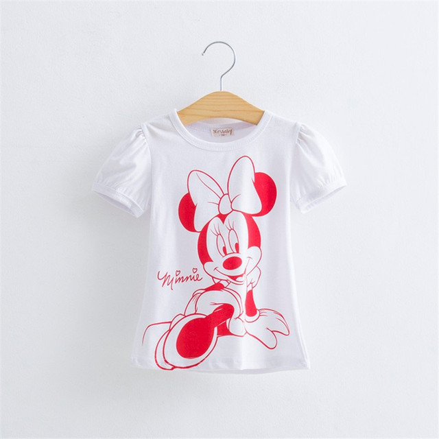 Short-Sleeved Casual T-shirts